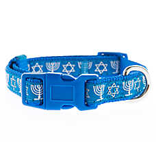 Pet Holiday™ Hanukkah Dog Collar