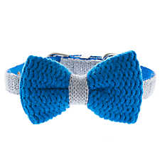 Pet Holiday™ Bow Tie Dog Collar