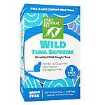 Only Natural Pet Cat Food - Natual, Grain Free, Wild Tuna, 3 Pack