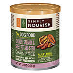 Simply Nourish™ Dog Food - Natural, Grain Free, Chicken, Salmon & Sweet Potato Stew