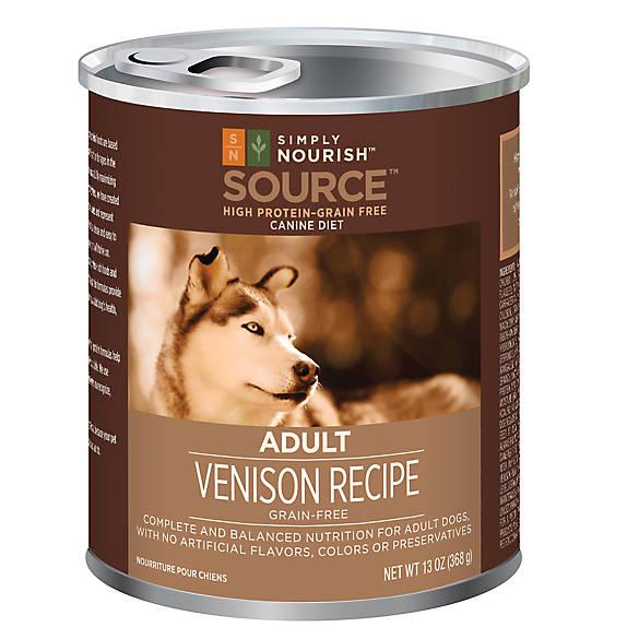 Free Simply Nourish Dog Food Petsmart