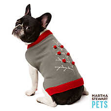 Martha Stewart Pets® Holiday Christmas Tree Sweater