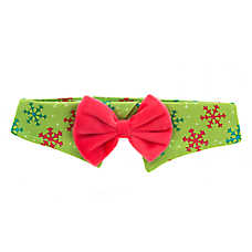 Pet Holiday™ Holiday Bowtie Dog Collar