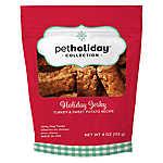 Pet Holiday™ Holiday Jerky Dog Treat - Turkey & Sweet Potato