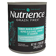 Nutrience® SubZero Grain Free Dog Food - Turkey, Duck & Salmon
