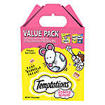 WHISKAS® TEMPTATIONS® Snacky Mouse Toy & Cat Treat - Value Pack