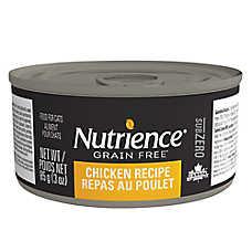 Nutrience® Grain Free Sub Zero Cat Food - Chicken