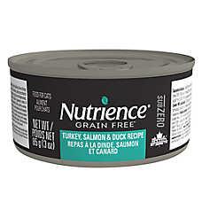 Nutrience® Grain Free Sub Zero Cat Food - Turkey, Salmon & Duck
