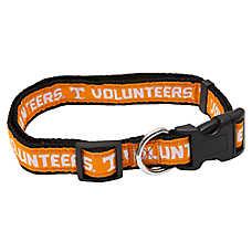 Tennessee Volunteers NCAA Dog Collar