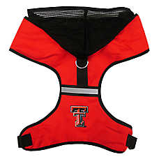 Pets First Texas Tech Red Raiders NCAA Dog Harness