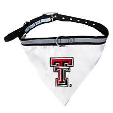 Texas Tech Raiders NCCA Collar Bandana