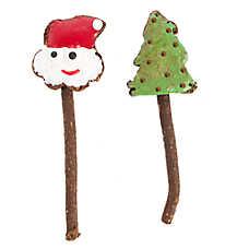 Pet Holiday™ Holiday Treats Santa Dog Treat - Grain Free