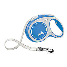 flexi® New Comfort Retractable Tape Dog Leash