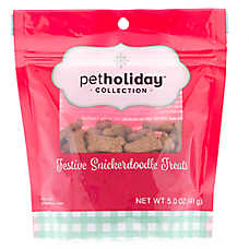Pet Holiday™ Festive Snickerdoodle Dog Treat