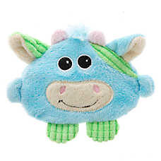 "Puppies""R""Us™ Flattie Ball Plush Dog Toy(COLOR VARIES)"