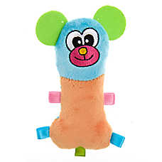 "Puppies""R""Us™ Big Squeaker Plush Dog Toy(COLOR VARIES)"