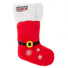 KONG® Holiday Stocking Dog Toy