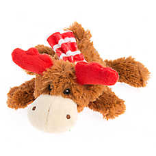 KONG® Holiday Cozie Reindeer Dog Toy