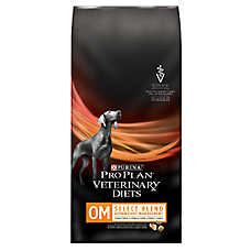 Purina® Pro Plan® Veterinary Diets Dog Food - OM, Select Blend Overweight Management