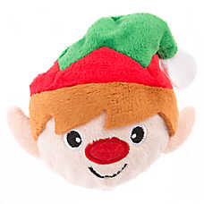 KONG® Holiday Funzler Elf Dog Toy