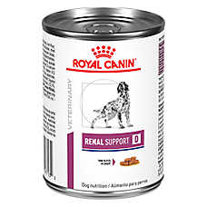 Royal Canin® Canine Veterinary Diet Renal Support D Dog Food