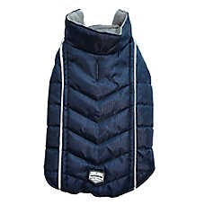 Top Paw® Quilted Puffer Dog Coat