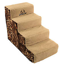 REALTREE® Camo 4-Step Pet Stairs