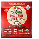 Wellness® TruFood® Make It Fresh For the Holidays Dog Food - Natural, Grain Free, Beef Dinner