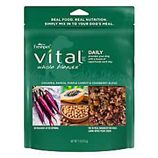 Freshpet® Vital™ Whole Blends Daily Dog Food Enhancer - Chickpea, Papaya & Carrot