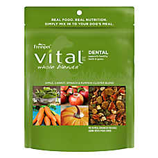 Freshpet® Vital™ Whole Blends Dental Dog Food Enhancer - Apple, Carrot & Spinach