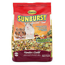 Higgins Sunburst Gourmet Hamster and Gerbil Food