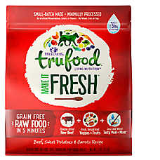 Wellness® TruFood® Make It Fresh Adult Dog Food - Grain Free, Raw, Beef