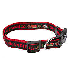 Pets First San Francisco 49ers NFL Dog Collar
