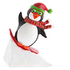 Top Fin® Pet Holiday Penguin Aquarium Ornament