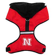 Nebraska Cornhuskers NCAA Dog Harness