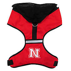 Nebraska Cornhuskers NCAA Dog Harness