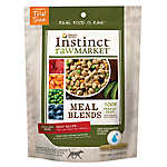 Nature's Variety® Instinct® Raw Market Meal Blends Dog Food - Grain Free, Freeze Dried, Beef