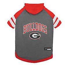 Georgia Bulldogs NCAA Hoodie T-Shirt