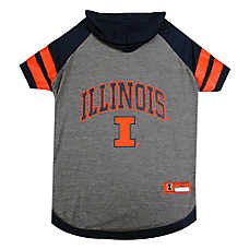 Fighting Illini NCAA Hoodie T-Shirtis