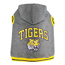 Pets First LSU Tigers NCAA Hoodie T-Shirt