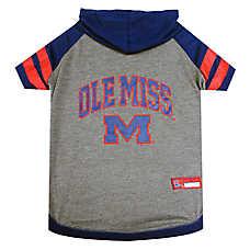 Mississippi Rebels Hoodie T-Shirt