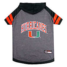 Miami Hurricanes NCAA Hoodie T-Shirt