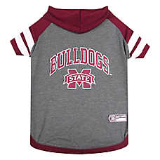 MS State Bulldogs NCAA Hoodie T-Shirt
