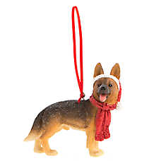 Pet Holiday™ German Shepard Holiday Ornament