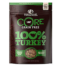 Wellness® CORE® Dog Treat - Natural, Grain Free, Freeze Dried Raw, Turkey
