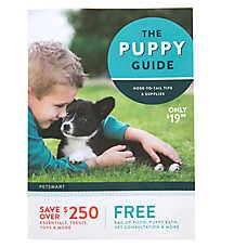 PetSmart® Fall Puppy Guide