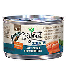 Purina® Beyond Natural Cat Food - Grain Free, Arctic Char & Spinach