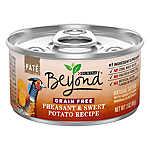 Purina® Beyond Natural Cat Food - Grain Free, Pheasant & Sweet Potato