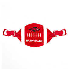 Arkansas Razorbacks NCAA Flattie Crinkle Football Toy