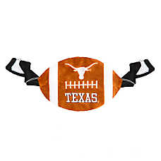 Texas Longhorns NCAA Flattie Crinkle Football Toy